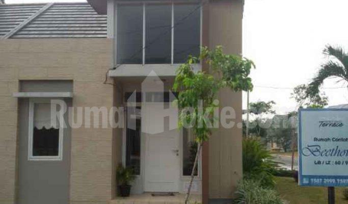 Perumahan Grand Bukit Dago | Cluster Terrace